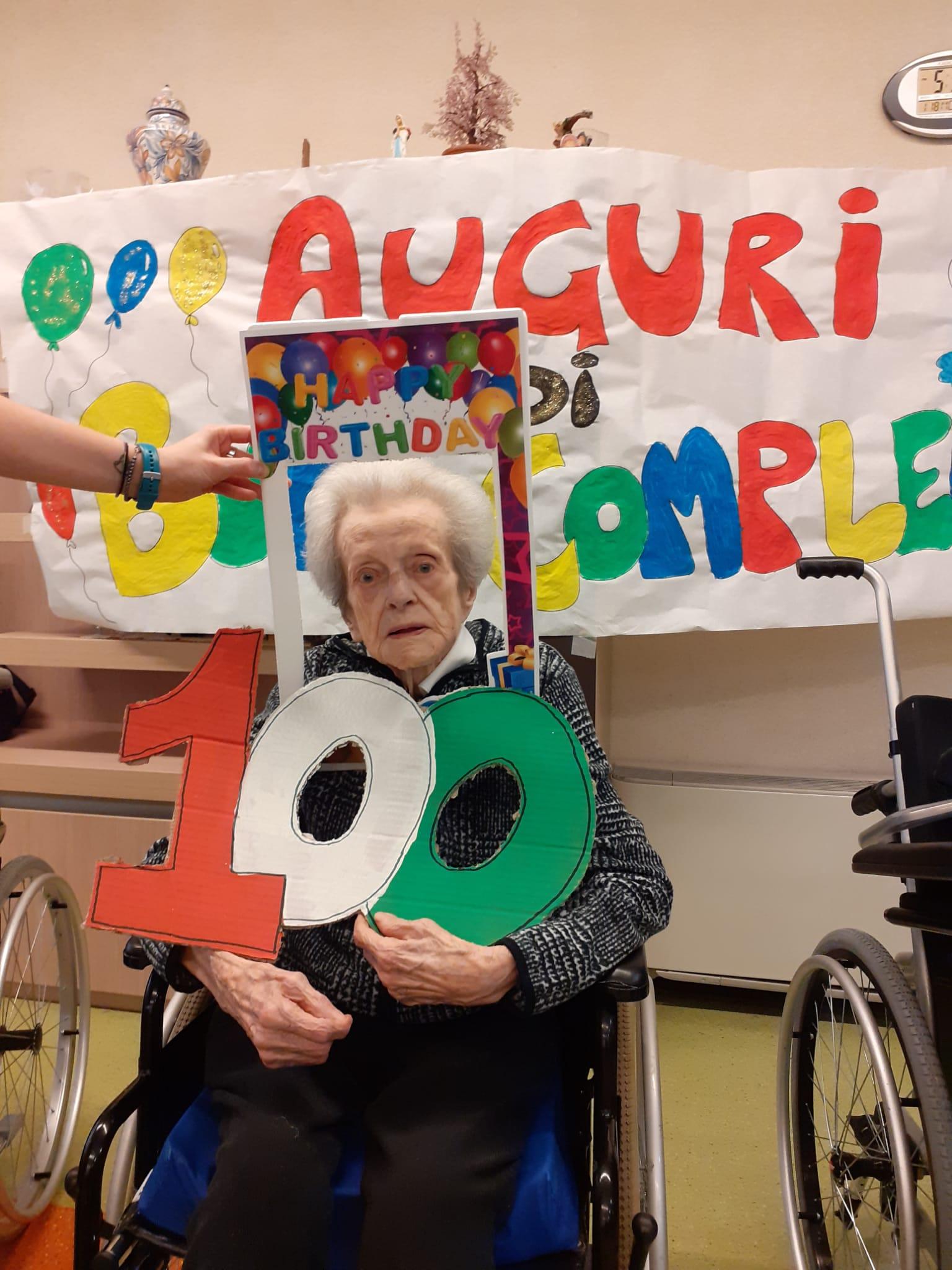 cento anni!